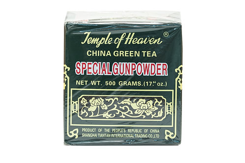 Temple of Heaven China Green Tea Special Gunpowder