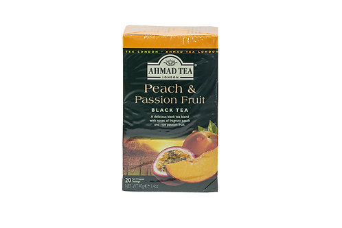 Ahmad Tea Peach & Passion Fruit