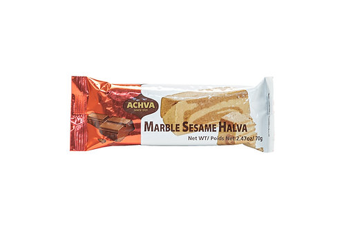 Achva Marble Sesame Halva