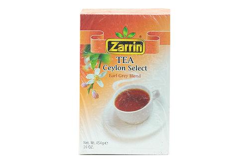Zarrin Ceylon Select Earl Grey Blend