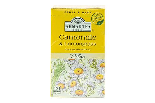 Ahmad Tea Camomile & Lemongrass