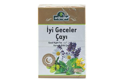 Arifoglu Iyi Geceler Cayi Good Night Tea