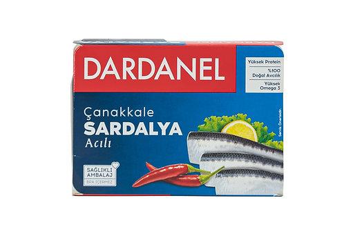 Dardanel Sardines with chili