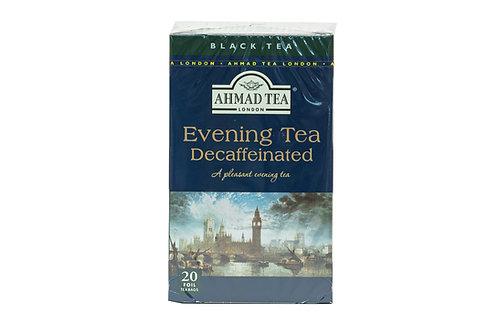 Ahmad Tea Evening Tea Decaffeinated