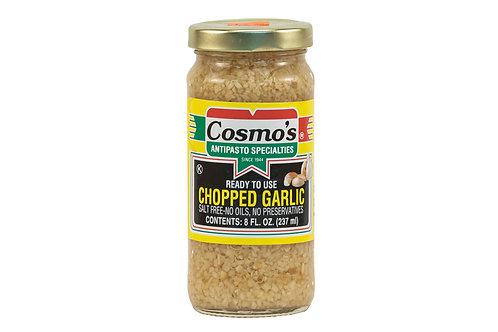 Cosmos Chopped Garlic