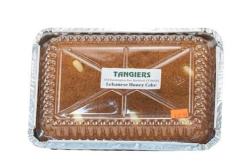 Tangiers Lebanese Honey Cake (Namoura)