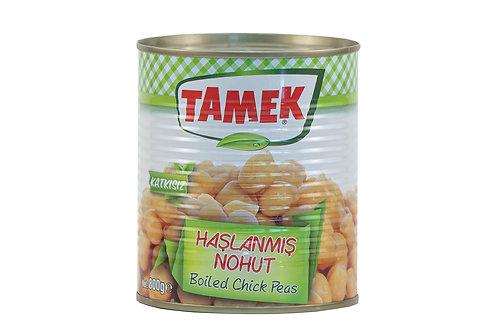 Tamek Boiled Chick Peas