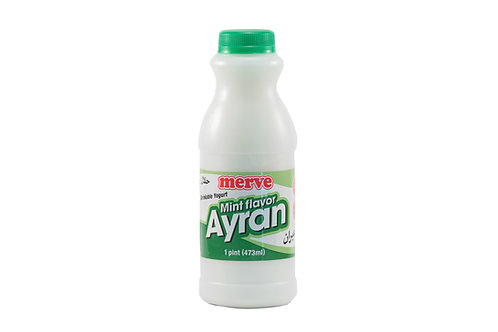 Merve Mint Flavor Ayran