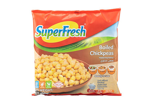 SuperFresh Boiled Chick Peas