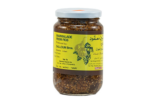 Salloum Bros Marmalade From Figs