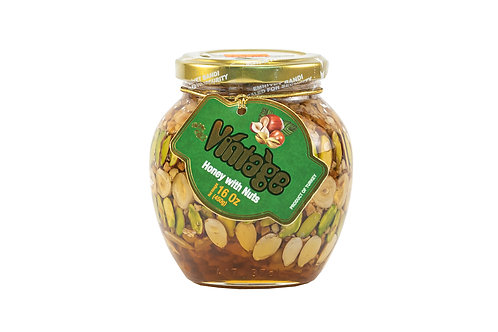 Vintage Honey w/Nuts