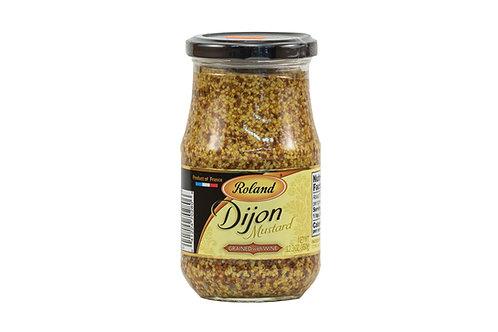 Roland Dijon Grained Mustard