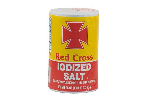 Red Cross Iodized Salt