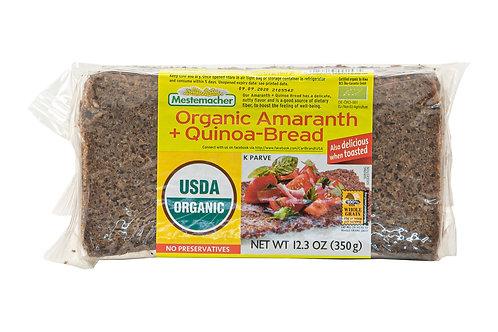 Mestemacher Organic Amaranth Quinoa Bread