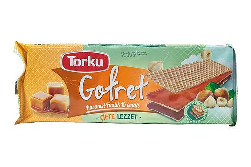 Torku Wafer w/ Caramel & Hazelnut Cream