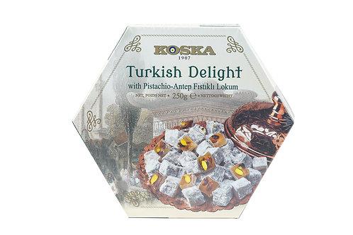 Koska Turkish Delight w/Pistachio