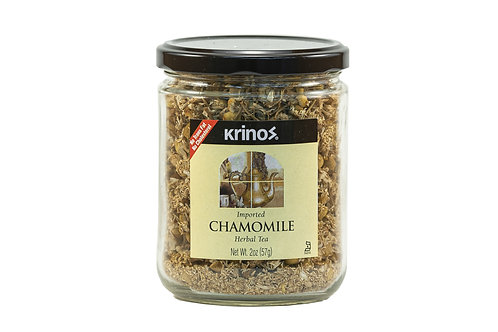 Krinos Chamomile Herbal Tea