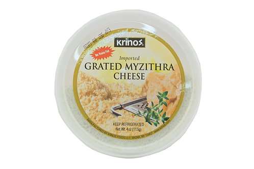 Krinos Grated Myzithra Cheese