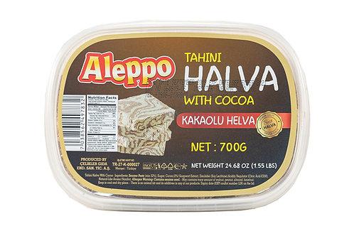 Aleppo Halva w/Cocoa