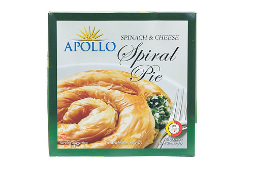 Apollo Spinach & Feta Sprial Pie