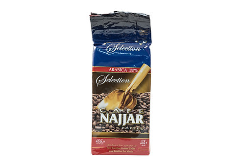 Café Najjar Coffee Pure Brazilian Ground Coffee 100% Arabica