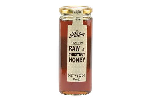 Balum 100% Pure Raw & Chestnut Honey