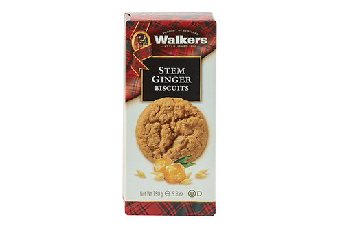 Walkers Steam Ginger Biscuits