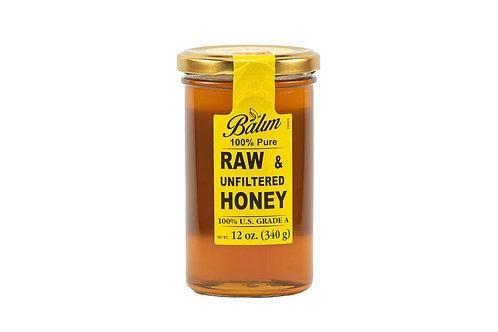 Balum Raw & Unfiltered Honey