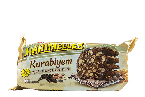 Ulker Kurabiyem Yulaf + Bitter Cikolata + Findik