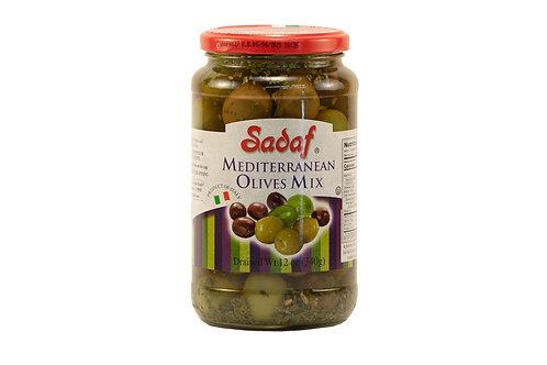 Sadaf Mediterian Olive Mix