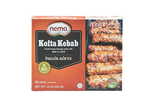 Nema Kofta Kebab