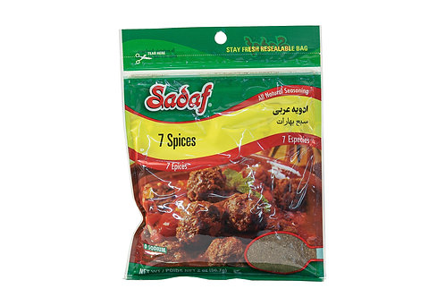 Sadaf 7 Spices
