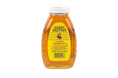 Honey Brother Pure Natural Honey