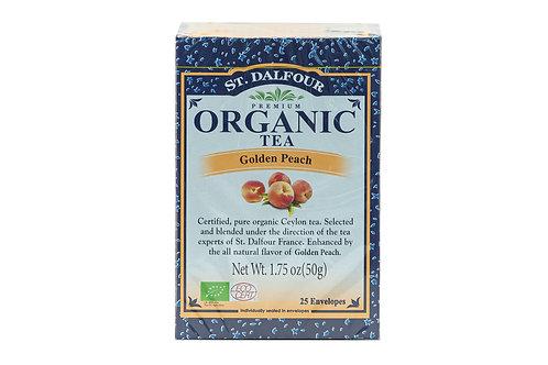 St. Dalfour Organic Ceylon Tea Golden Peach