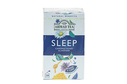 Ahmad Tea Sleep - Camomile, Honey & Lavender