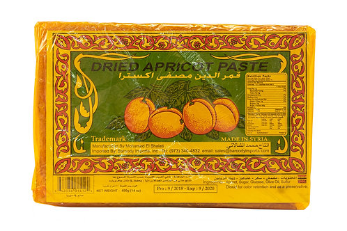 Mohamed El Shalati Dried Apricot Paste