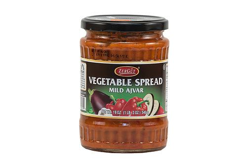 Zergut Vegetable Spread Mild Ajvar