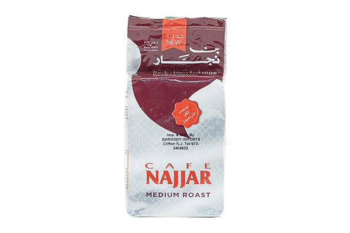 Café Najjar Coffee 100% Premium Ground Coffee Medium Roast