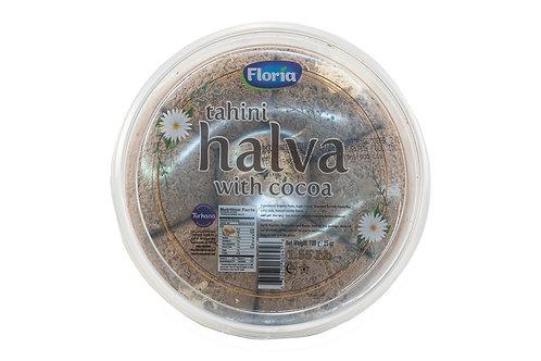 Floria Tahini Halva w/Cocoa