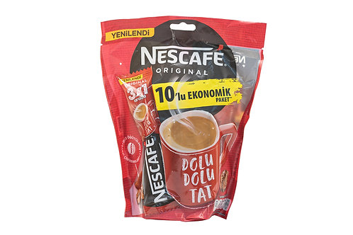 Nescafe Original 3n1 10 Pack
