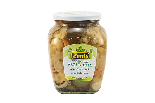 Zarrin Pickled Mixed Vegetables