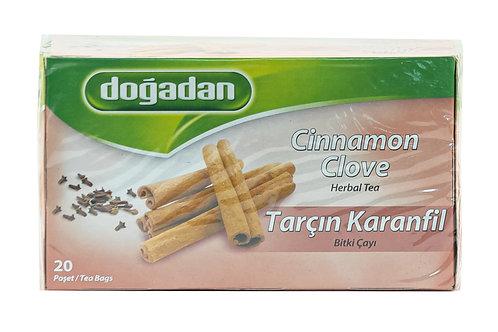 Dogadan Cinnamon Clove Herbal Tea