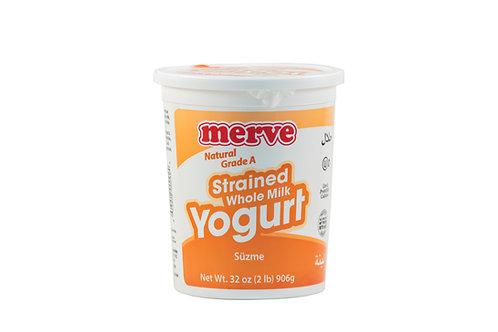 Merve Strained Whole Milk Yogurt