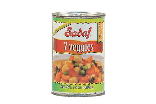 Sadaf 7 Veggies