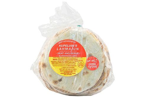 Kupelian's Seasoned Vegetables & Beef on a Crust 10 ct