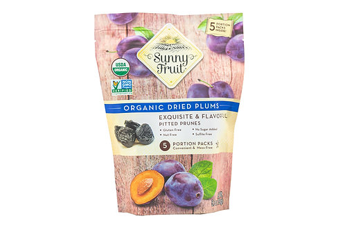Sunny Fruit Organic Dried Plums