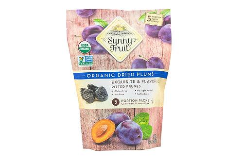 Sunny Fruit Organic Dried Plums