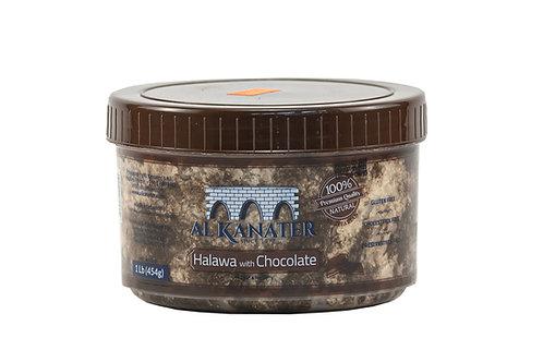 Al Kanater Halawa w/Chocolate