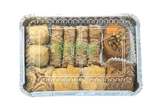 Tangiers Assorted Lebanese Pastries