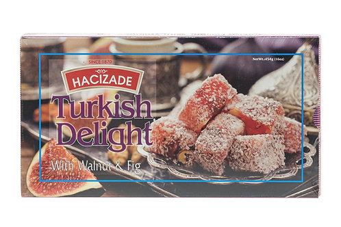 Hacizade Turkish Delight w/Walnut & Fig